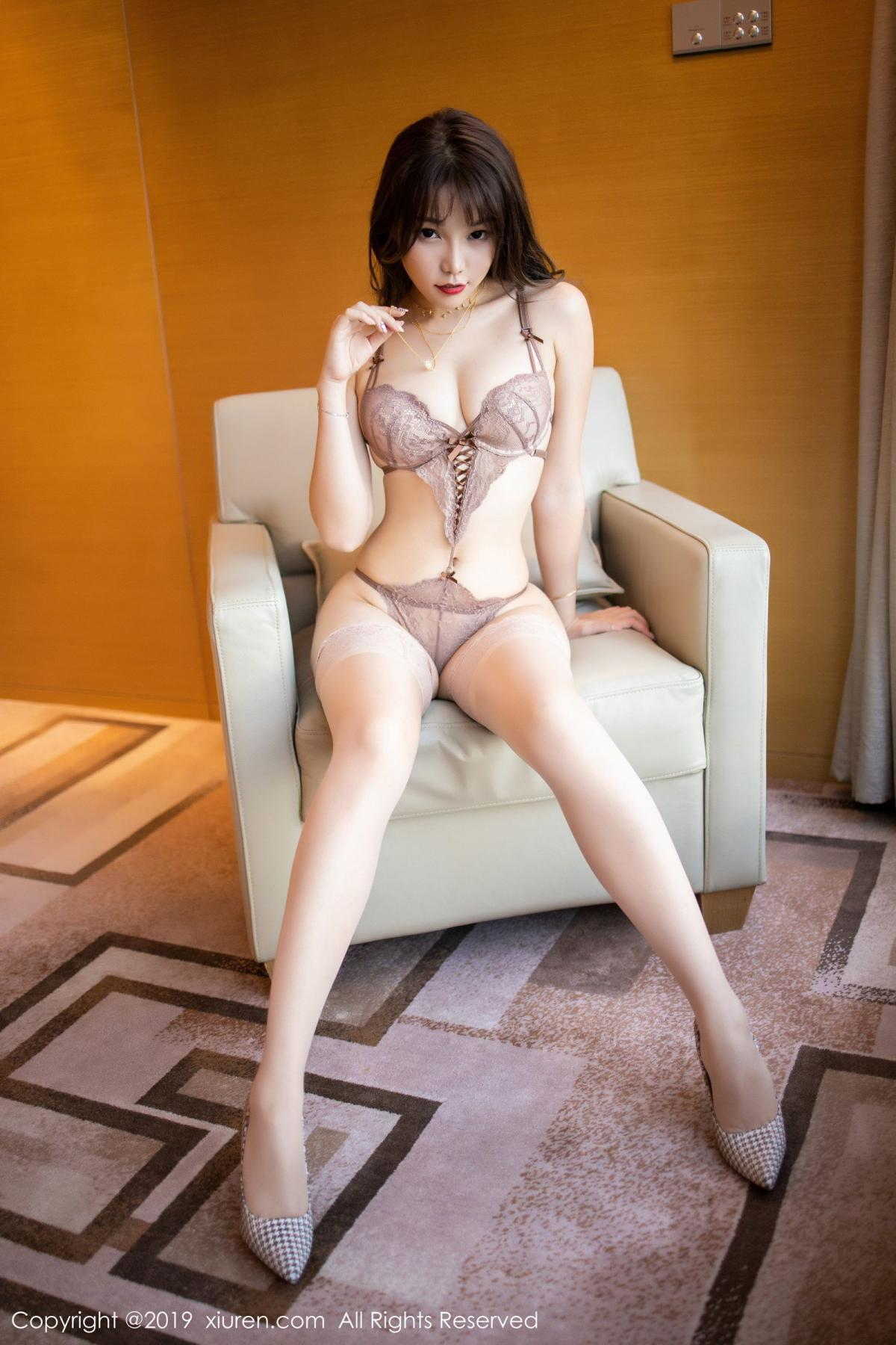 [XiuRen] Vol.1675 Chen Zhi 37P, Chen Zhi, Cheongsam, Tall, Underwear, Xiuren