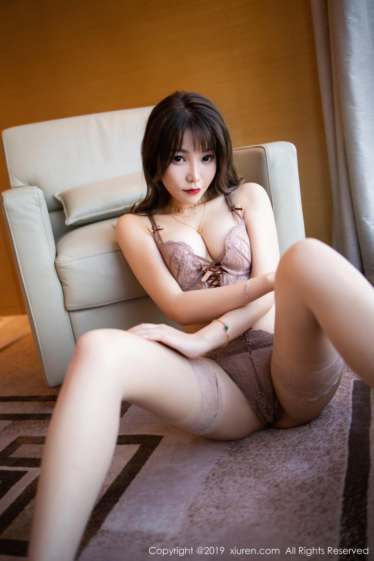 [XiuRen] Vol.1675 Chen Zhi 49P, Chen Zhi, Cheongsam, Tall, Underwear, Xiuren