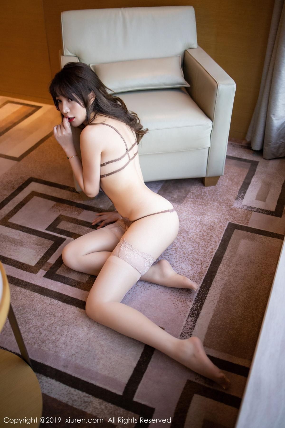 [XiuRen] Vol.1675 Chen Zhi 54P, Chen Zhi, Cheongsam, Tall, Underwear, Xiuren