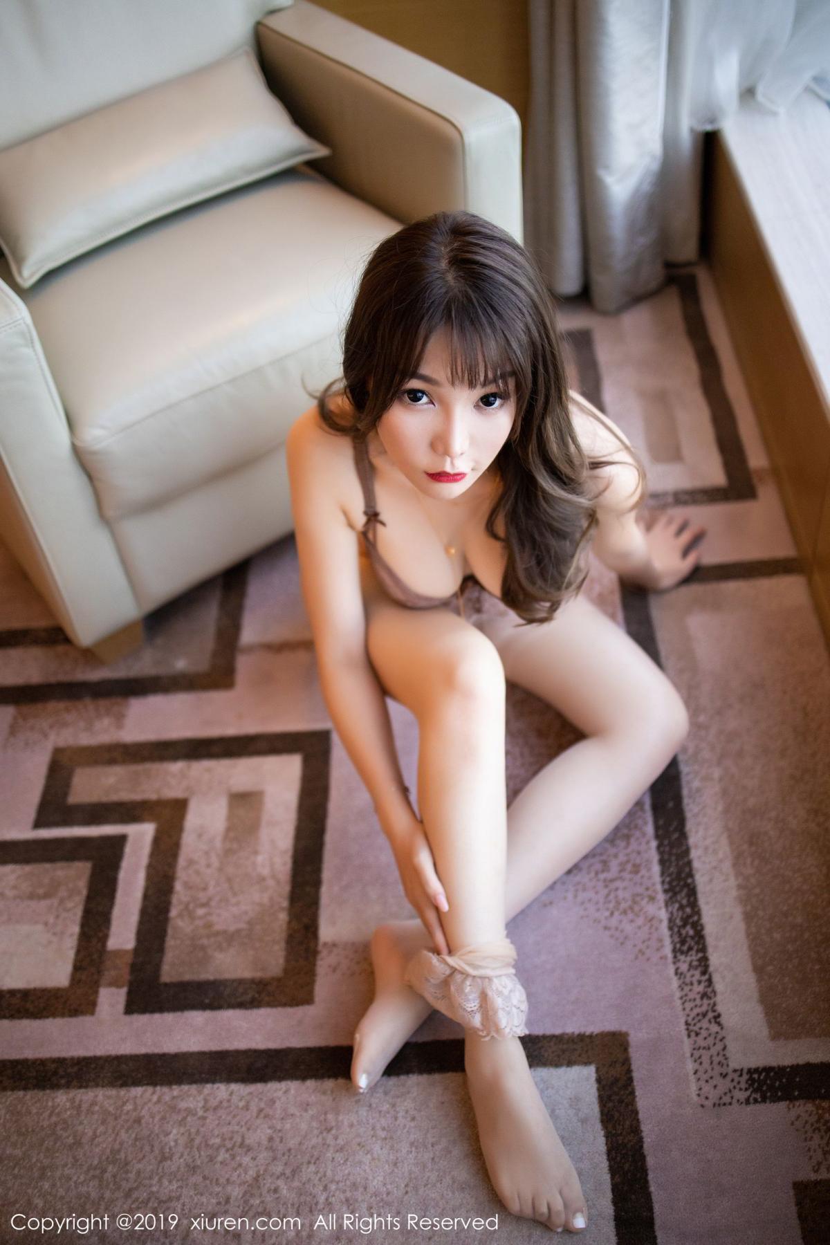 [XiuRen] Vol.1675 Chen Zhi 58P, Chen Zhi, Cheongsam, Tall, Underwear, Xiuren