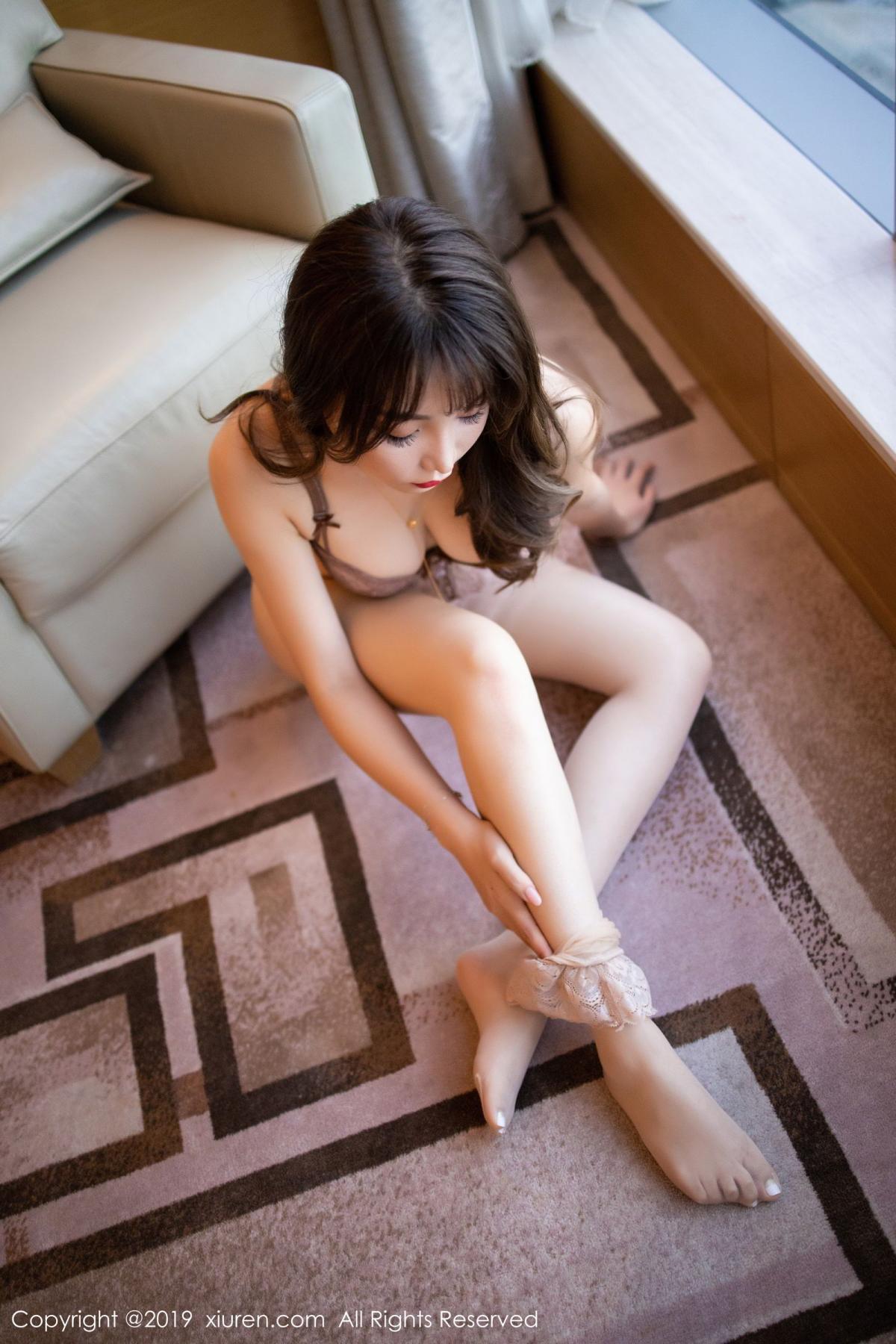 [XiuRen] Vol.1675 Chen Zhi 59P, Chen Zhi, Cheongsam, Tall, Underwear, Xiuren