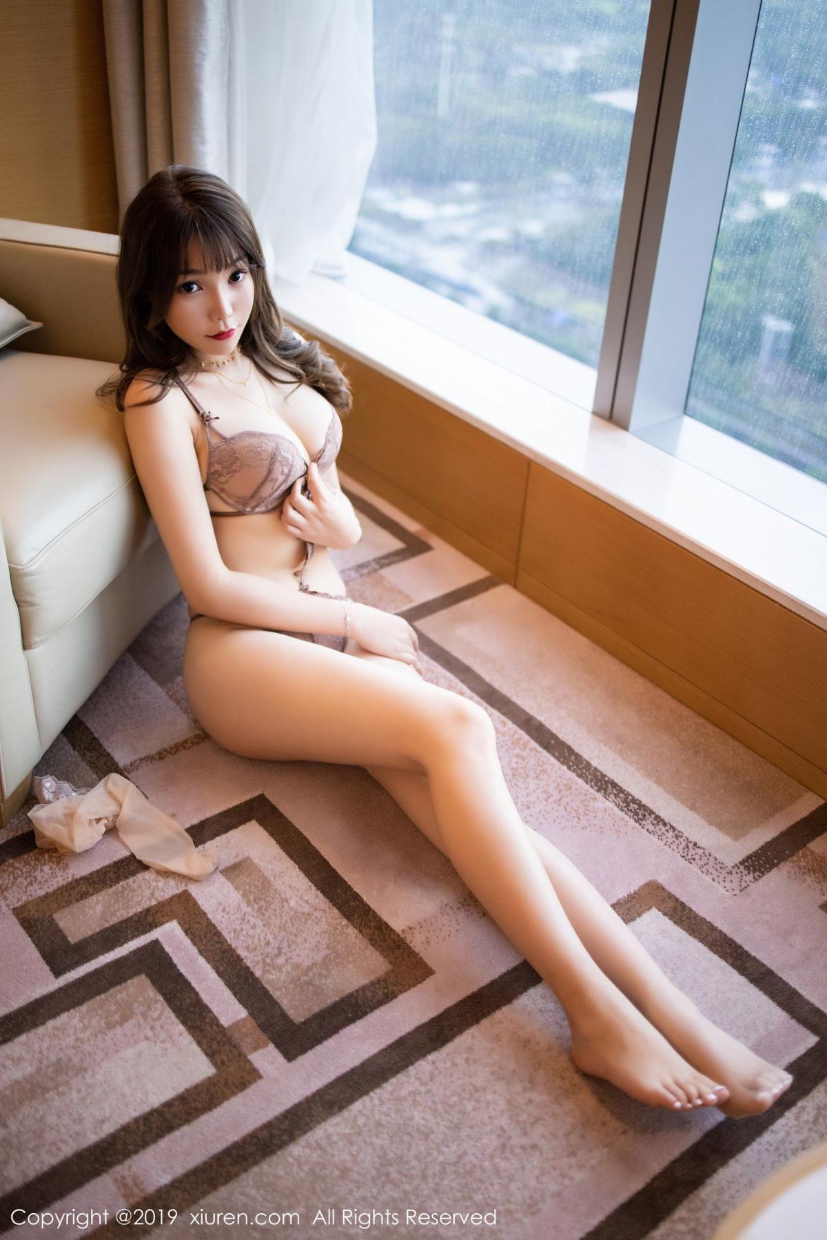 [XiuRen] Vol.1675 Chen Zhi 66P, Chen Zhi, Cheongsam, Tall, Underwear, Xiuren