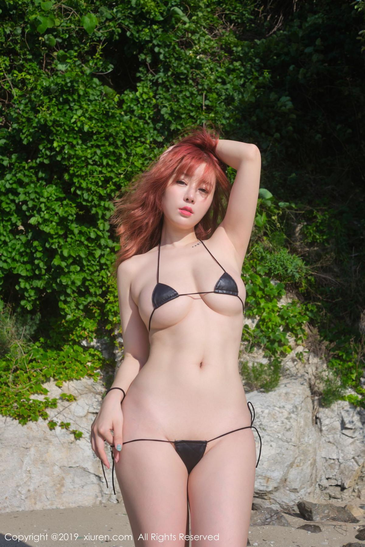 [XiuRen] Vol.1681 Wang Yu Chun 26P, Beach, Bikini, Wang Yu Chun, Xiuren