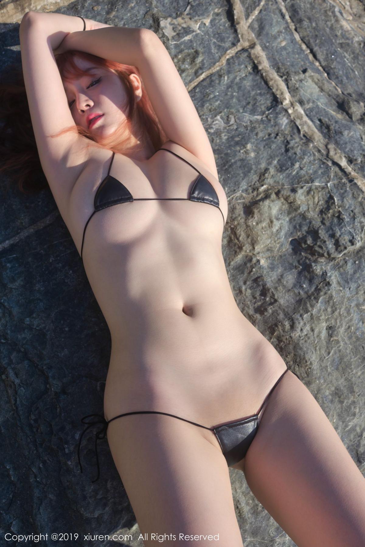 [XiuRen] Vol.1681 Wang Yu Chun 54P, Beach, Bikini, Wang Yu Chun, Xiuren