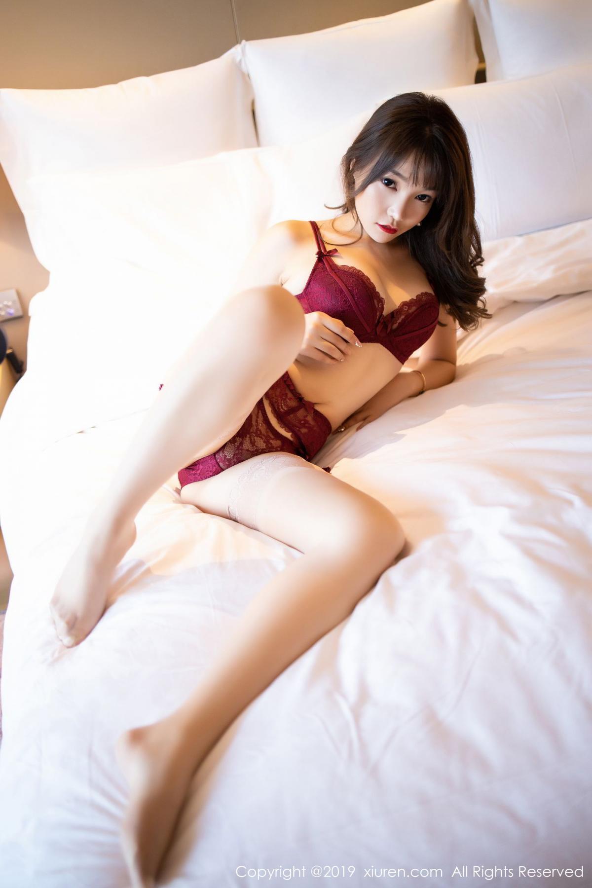 [XiuRen] Vol.1683 Chen Zhi 54P, Chen Zhi, Tall, Underwear, Xiuren