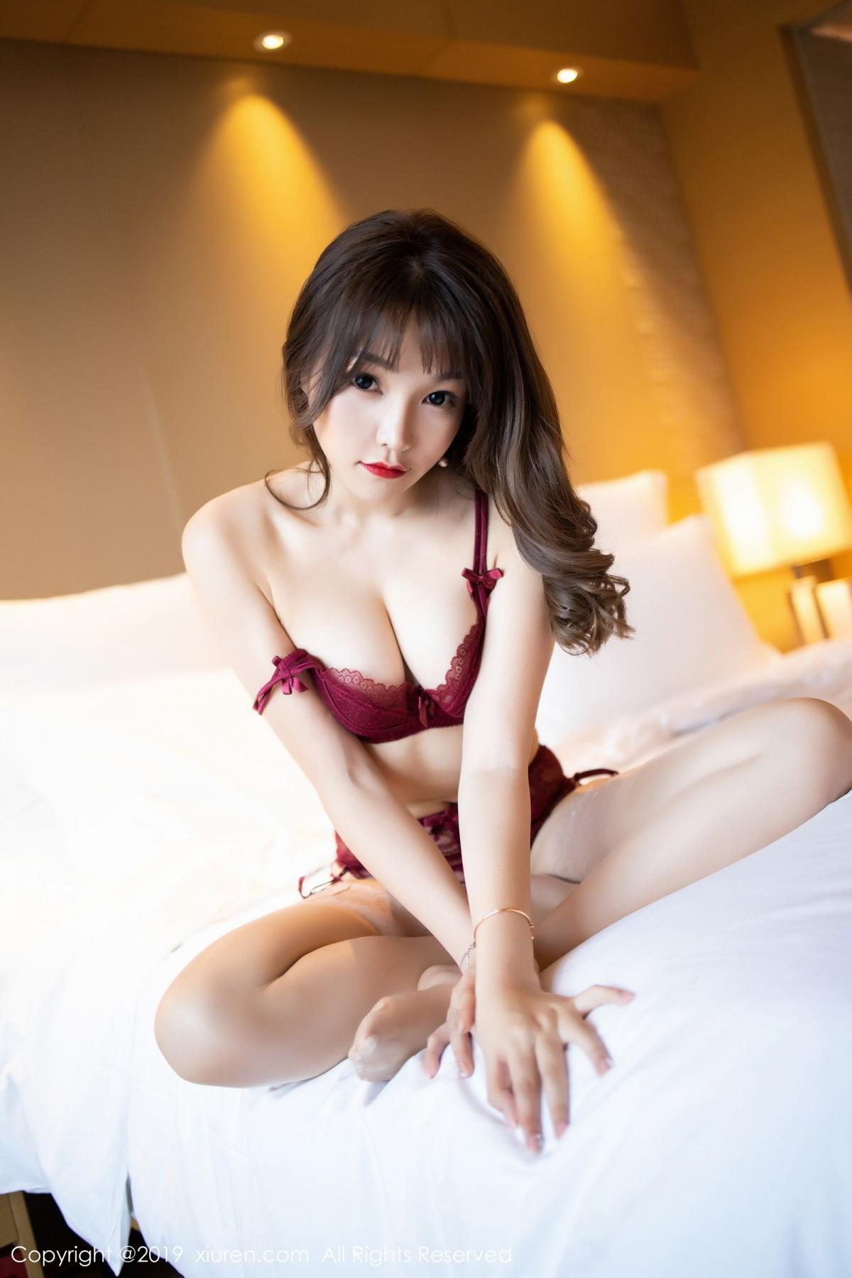 [XiuRen] Vol.1683 Chen Zhi 61P, Chen Zhi, Tall, Underwear, Xiuren