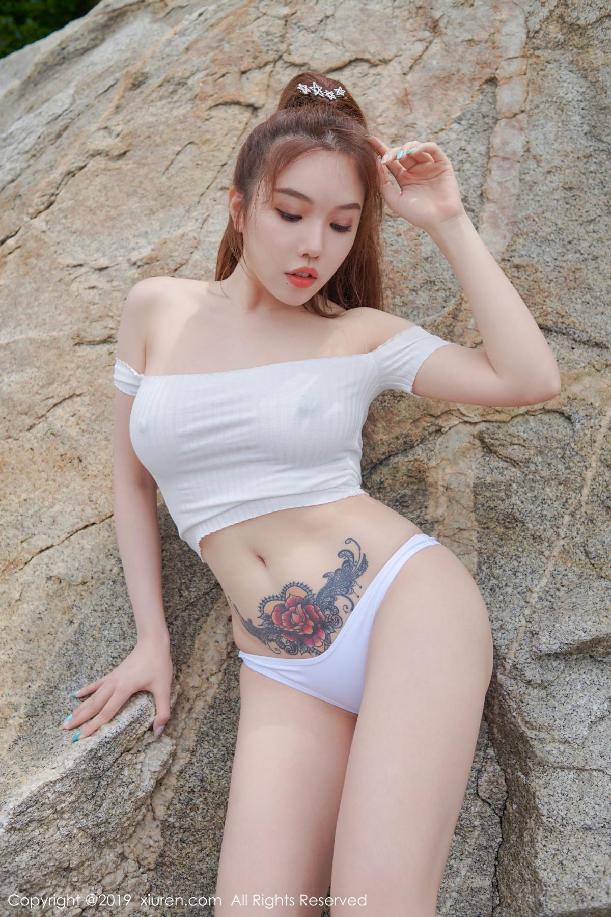 [XiuRen] Vol.1684 Huang Le Ran 20P, Huang Le Ran, Underwear, Xiuren