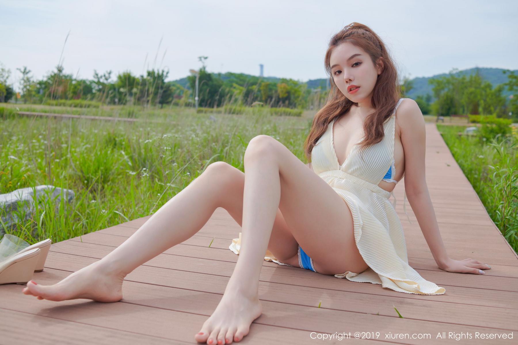 [XiuRen] Vol.1684 Huang Le Ran 8P, Huang Le Ran, Underwear, Xiuren