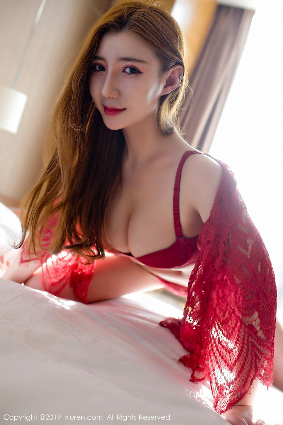 [XiuRen] Vol.1692 Wan Qian 23P, Maid, Underwear, Wan Qian, Xiuren