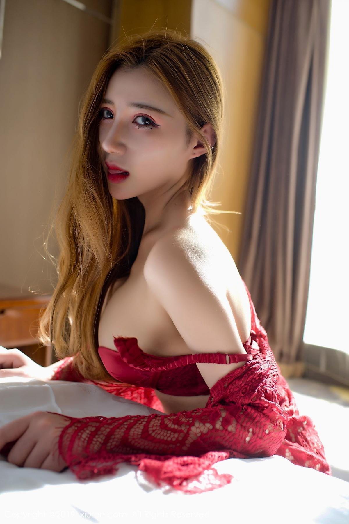 [XiuRen] Vol.1692 Wan Qian 29P, Maid, Underwear, Wan Qian, Xiuren