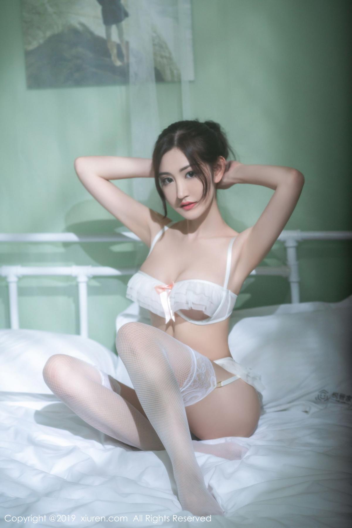 [XiuRen] Vol.1693 Shen Meng Yao 12P, Shen Meng Yao, Underwear, Xiuren