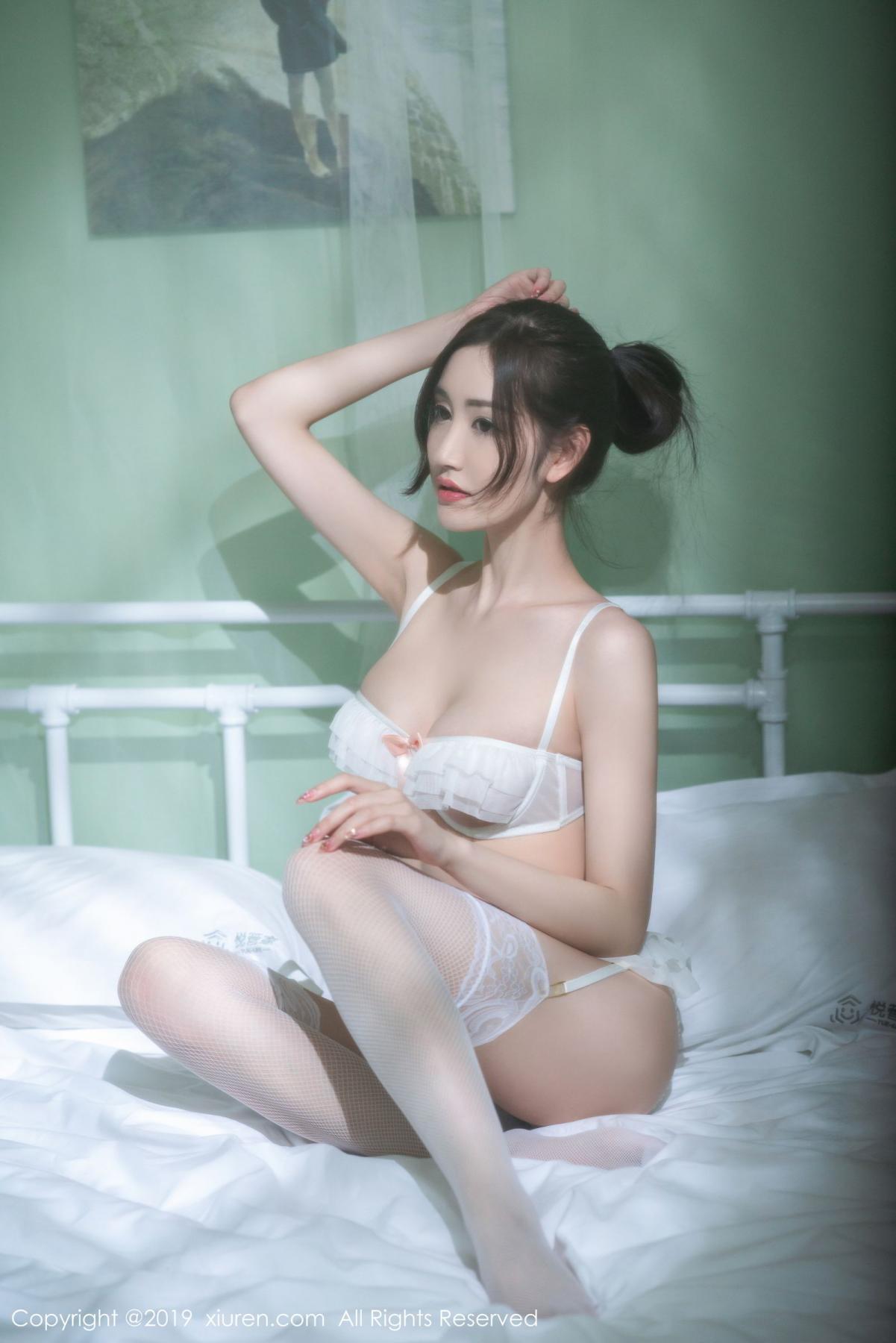 [XiuRen] Vol.1693 Shen Meng Yao 14P, Shen Meng Yao, Underwear, Xiuren