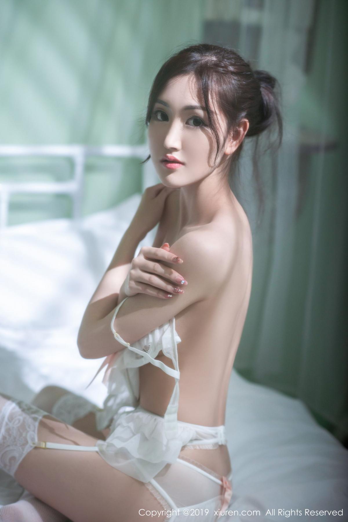 [XiuRen] Vol.1693 Shen Meng Yao 18P, Shen Meng Yao, Underwear, Xiuren