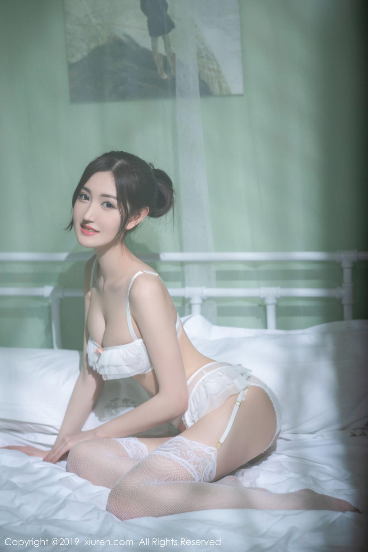 [XiuRen] Vol.1693 Shen Meng Yao 5P, Shen Meng Yao, Underwear, Xiuren