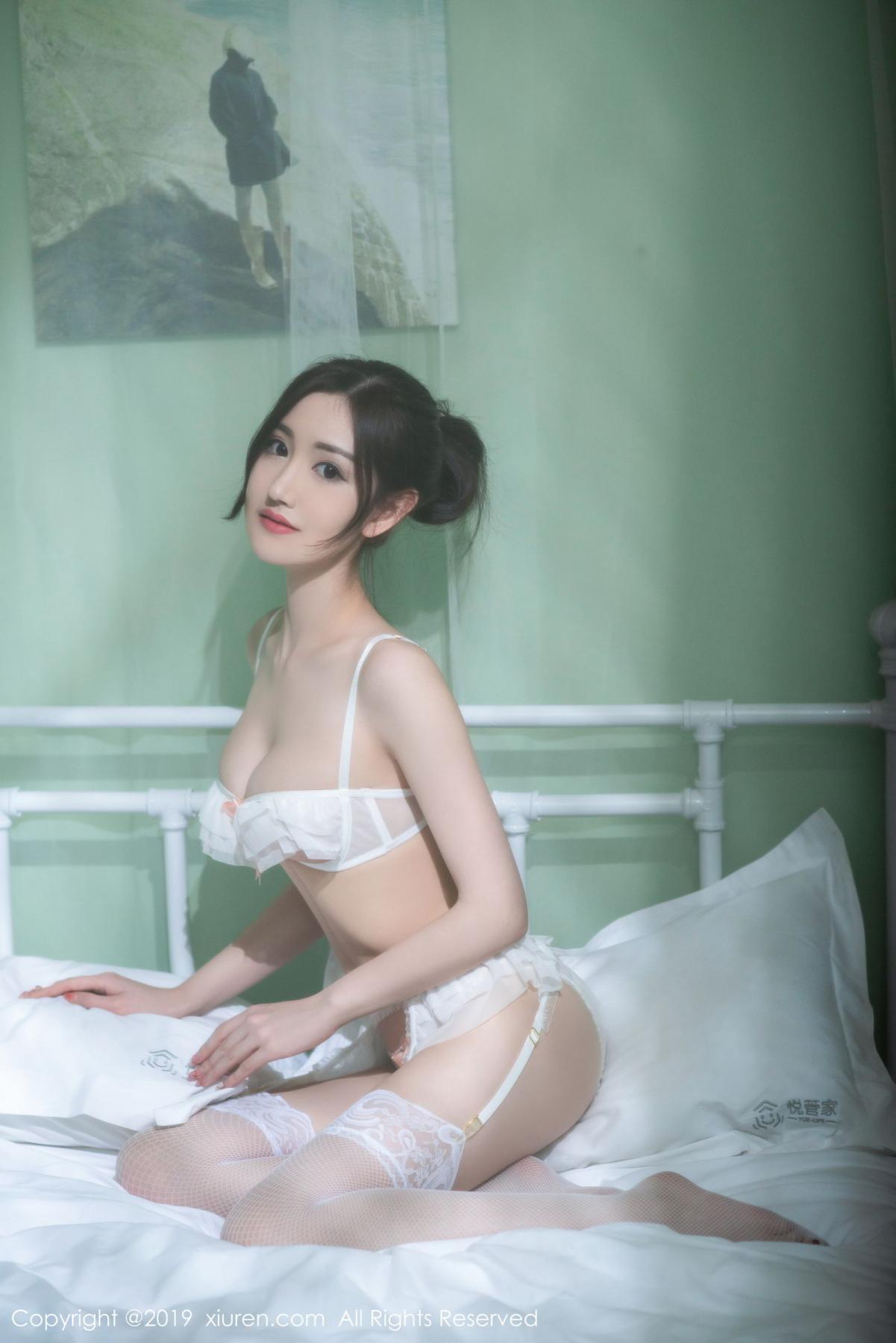 [XiuRen] Vol.1693 Shen Meng Yao 7P, Shen Meng Yao, Underwear, Xiuren