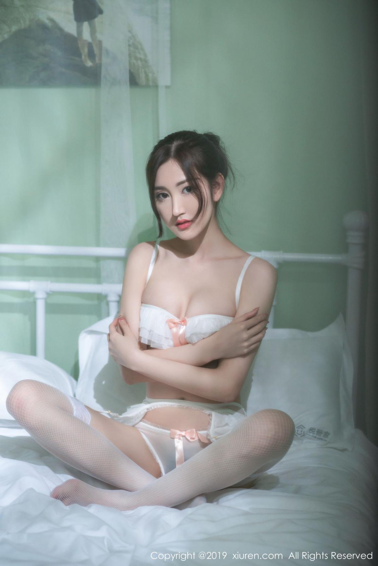 [XiuRen] Vol.1693 Shen Meng Yao 8P, Shen Meng Yao, Underwear, Xiuren