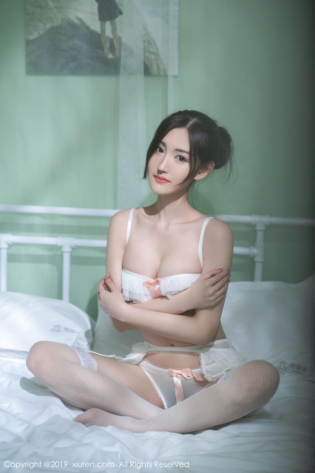 [XiuRen] Vol.1693 Shen Meng Yao 9P, Shen Meng Yao, Underwear, Xiuren