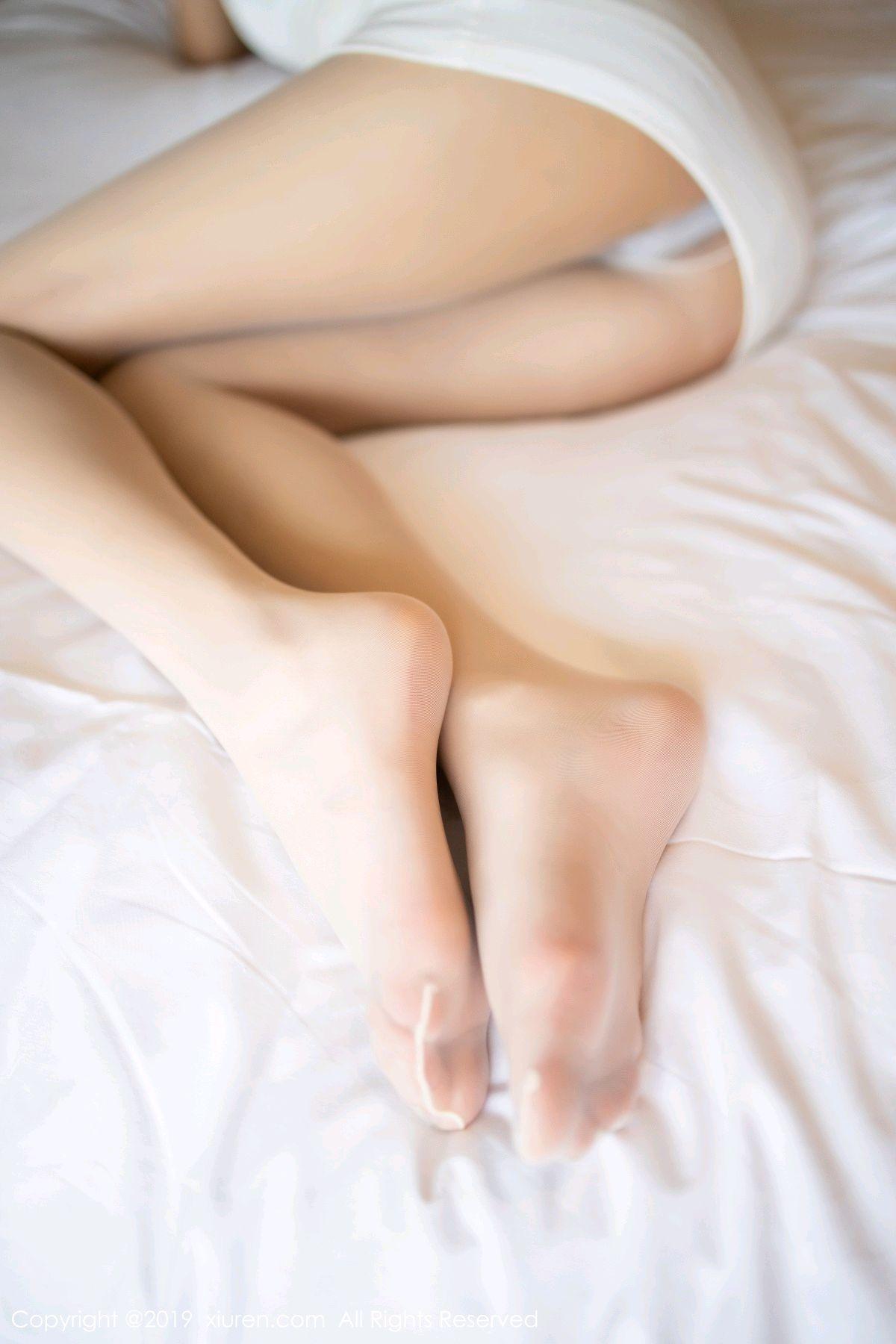 [XiuRen] Vol.1695 Yang Chen Chen 41P, Foot, Tall, Underwear, Xiuren, Yang Chen Chen