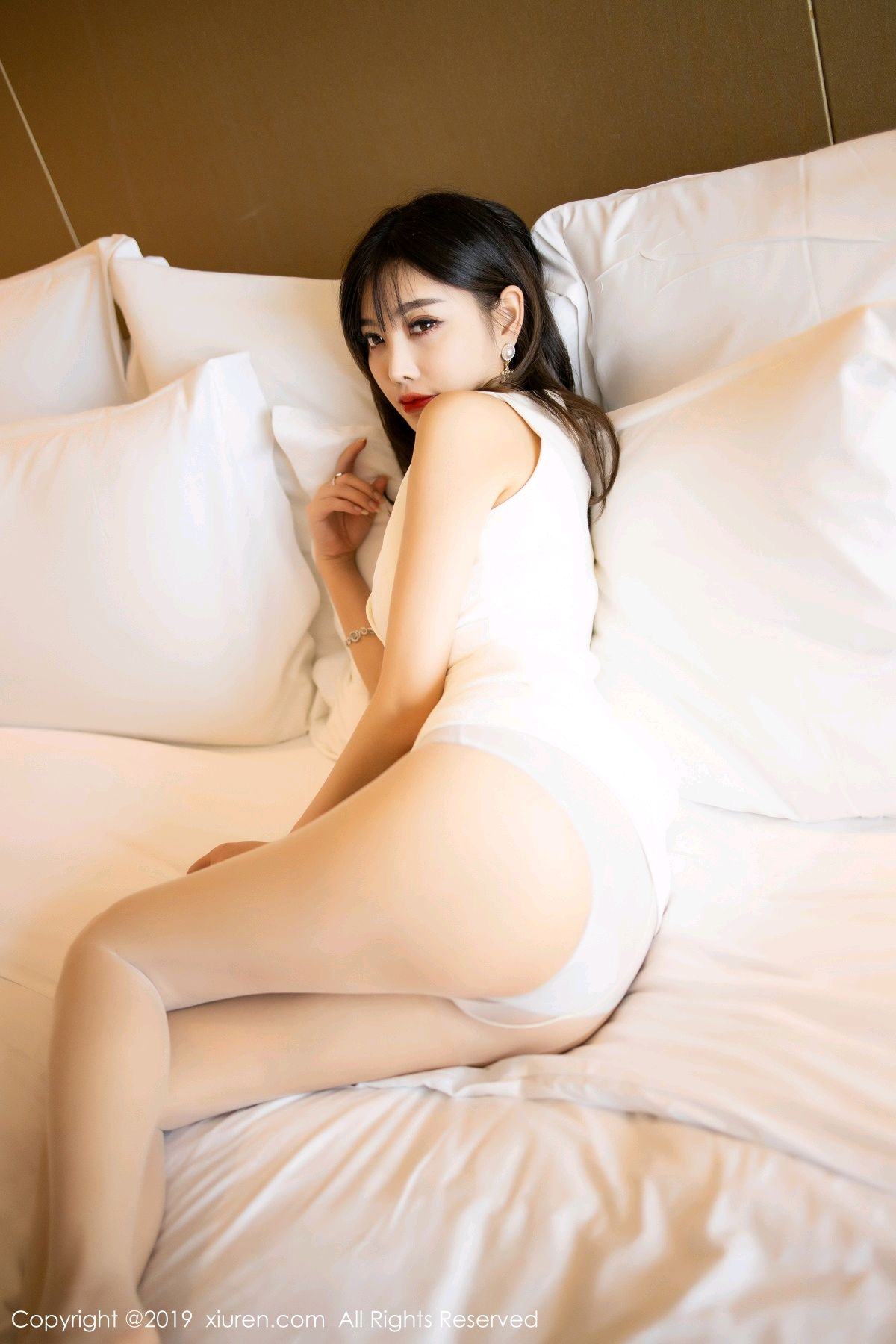 [XiuRen] Vol.1695 Yang Chen Chen 45P, Foot, Tall, Underwear, Xiuren, Yang Chen Chen