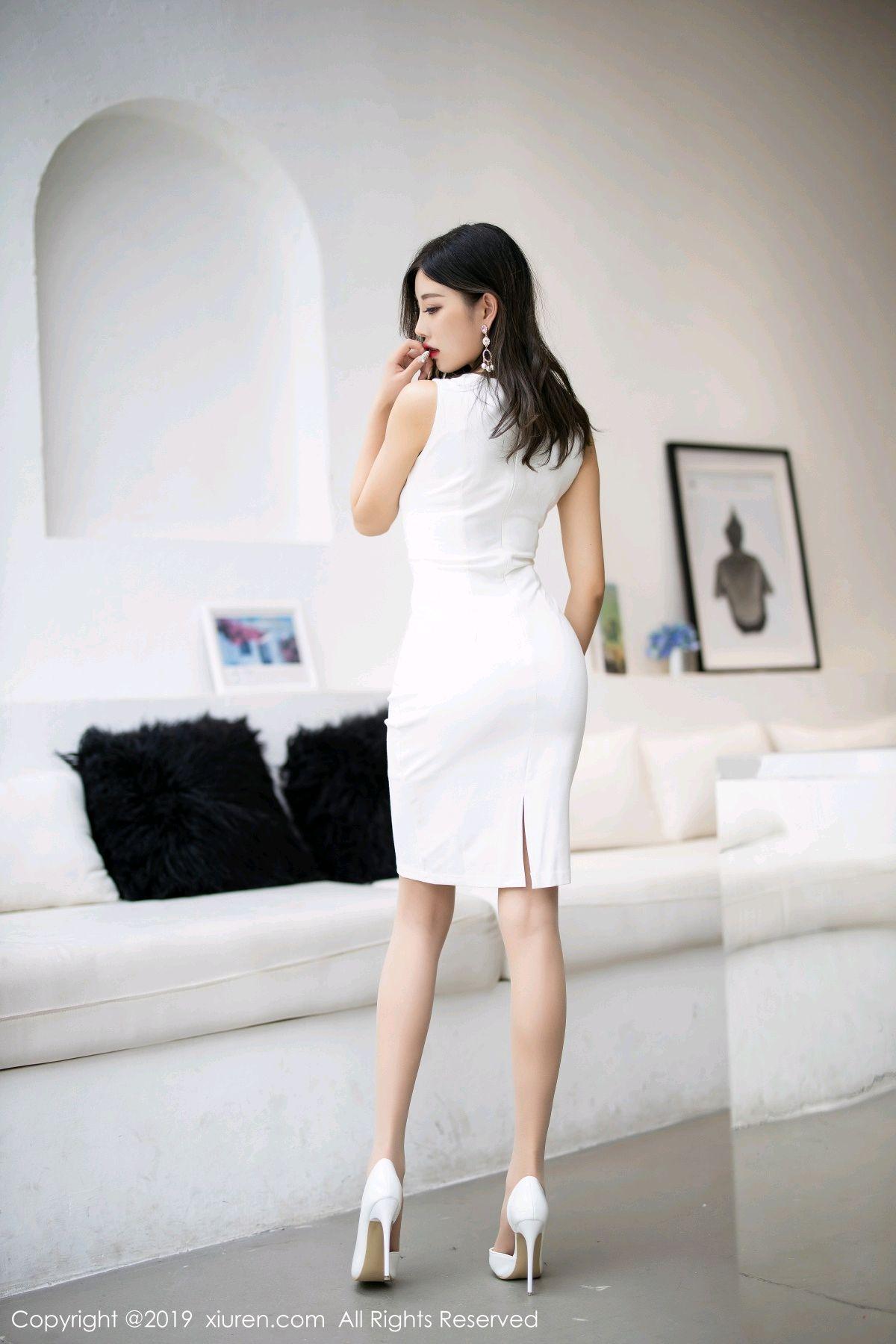 [XiuRen] Vol.1695 Yang Chen Chen 4P, Foot, Tall, Underwear, Xiuren, Yang Chen Chen