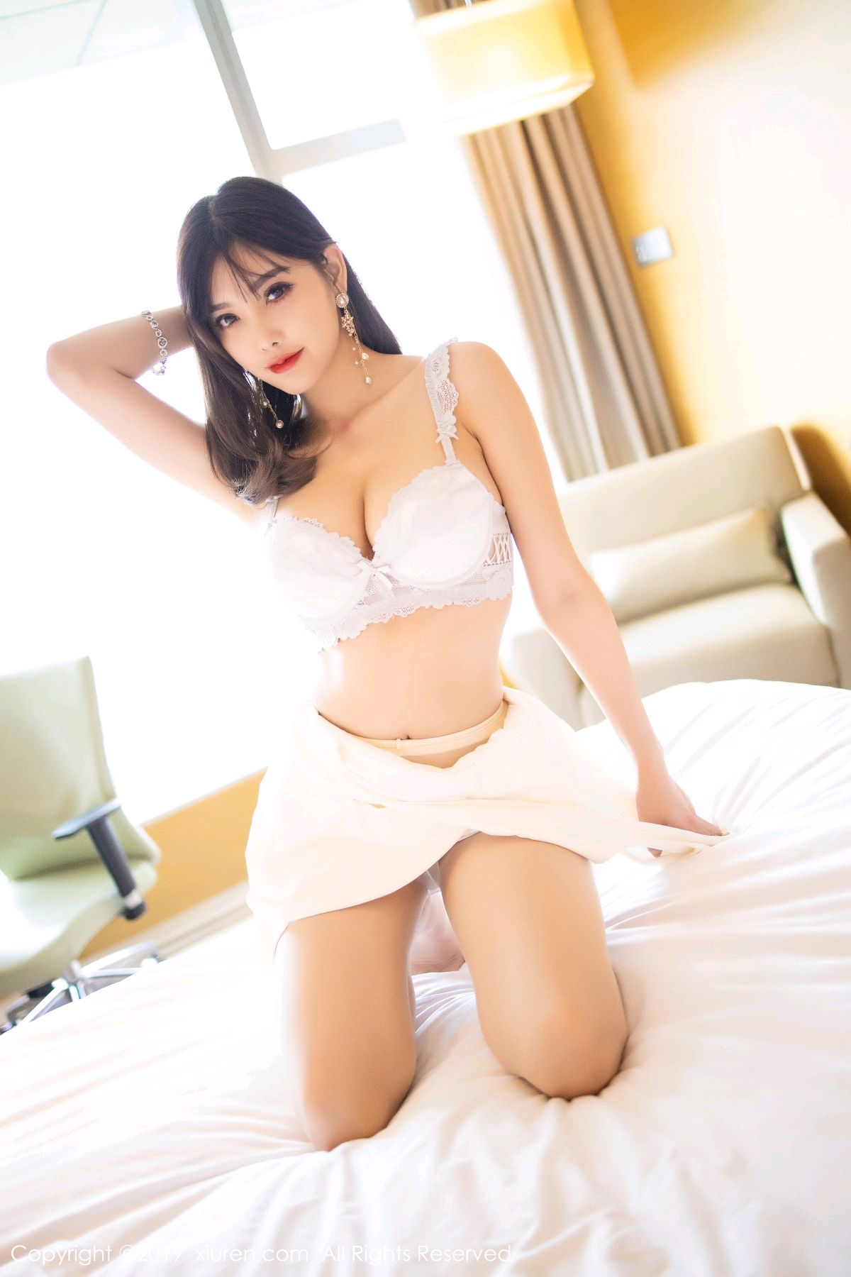 [XiuRen] Vol.1695 Yang Chen Chen 64P, Foot, Tall, Underwear, Xiuren, Yang Chen Chen