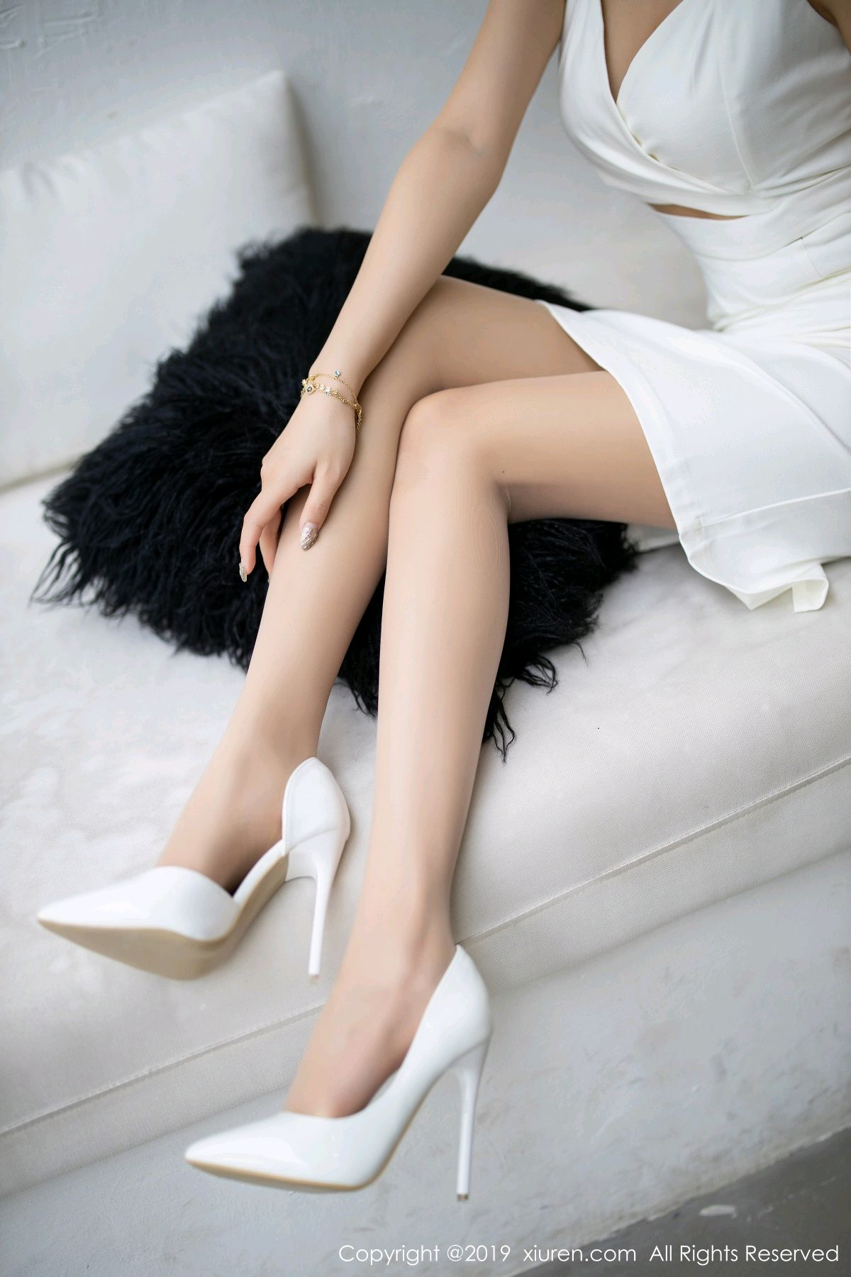 [XiuRen] Vol.1695 Yang Chen Chen 9P, Foot, Tall, Underwear, Xiuren, Yang Chen Chen