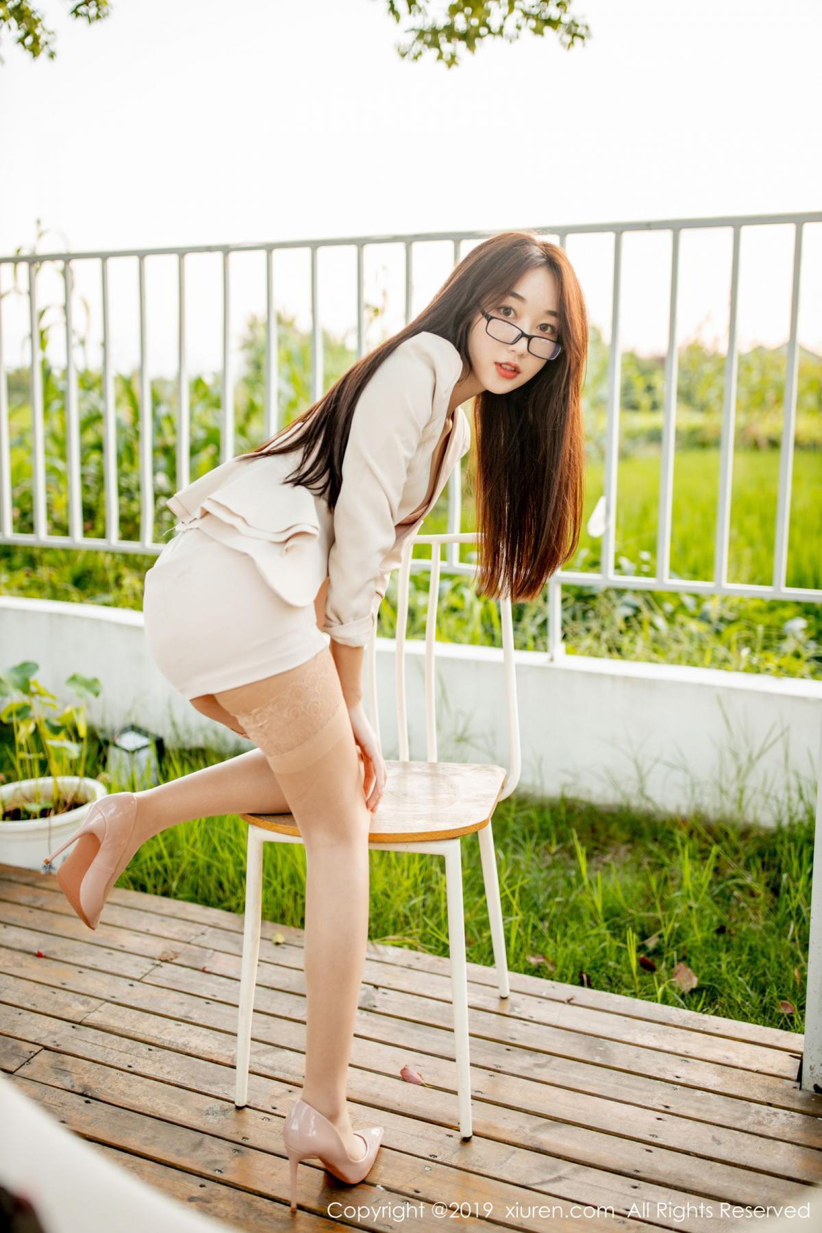 [XiuRen] Vol.1700 Xiao Jiu Yue 43P, Tall, Xiao Jiu Yue, Xiuren