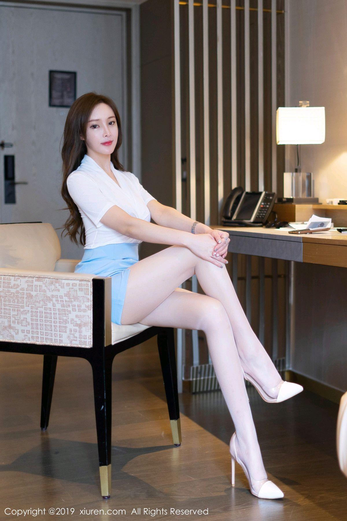 [XiuRen] Vol.1701 Zhou Yan Xi 3P, Tall, Xiuren, Zhou Yan Xi