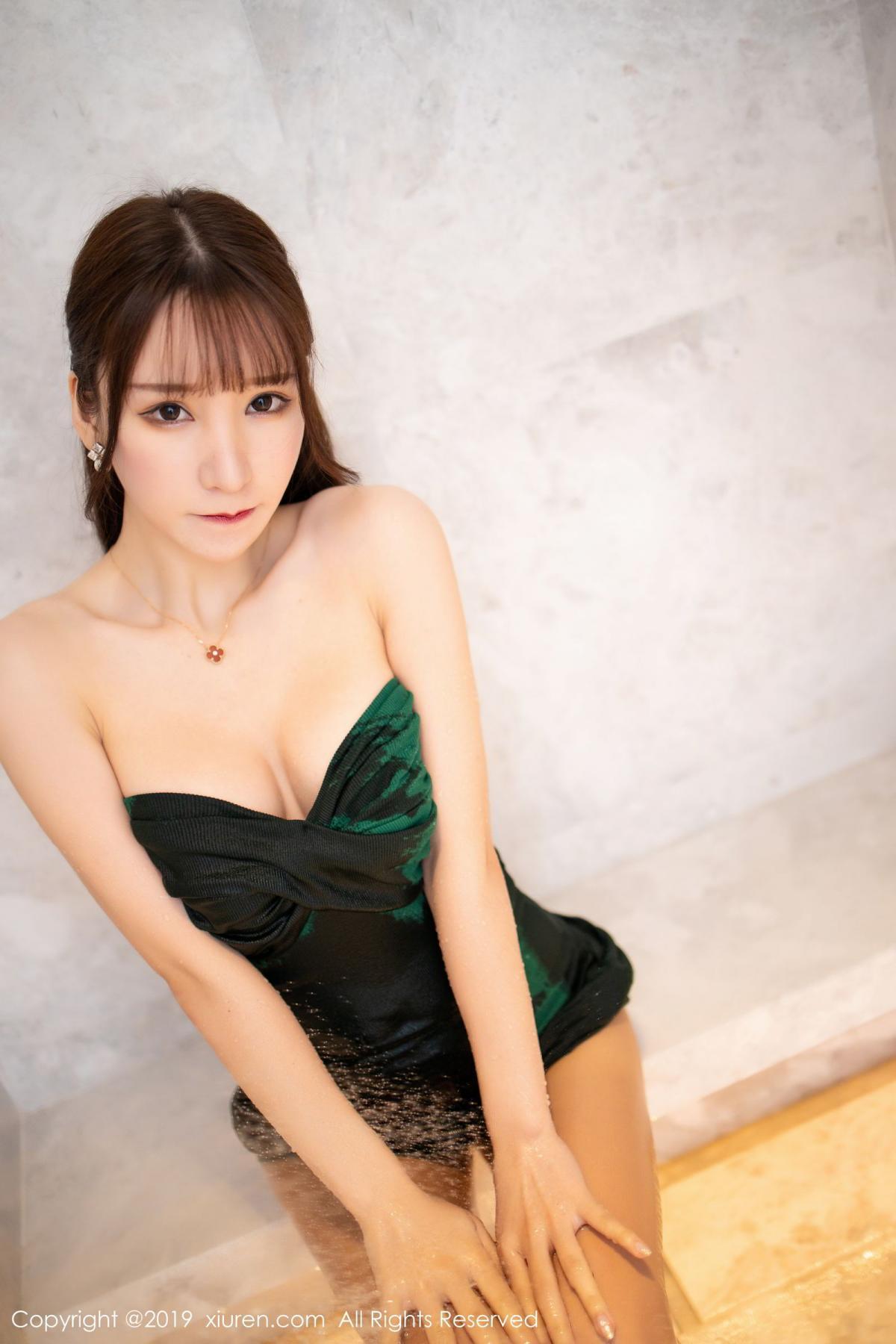 [XiuRen] Vol.1703 Zhou Yu Xi 34P, Bathroom, Wet, Xiuren, Zhou Yu Xi