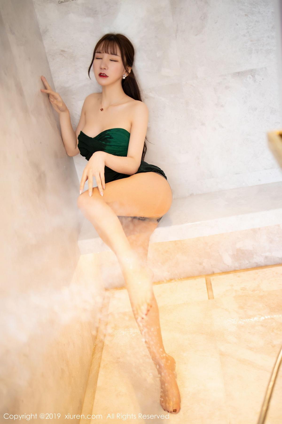 [XiuRen] Vol.1703 Zhou Yu Xi 41P, Bathroom, Wet, Xiuren, Zhou Yu Xi