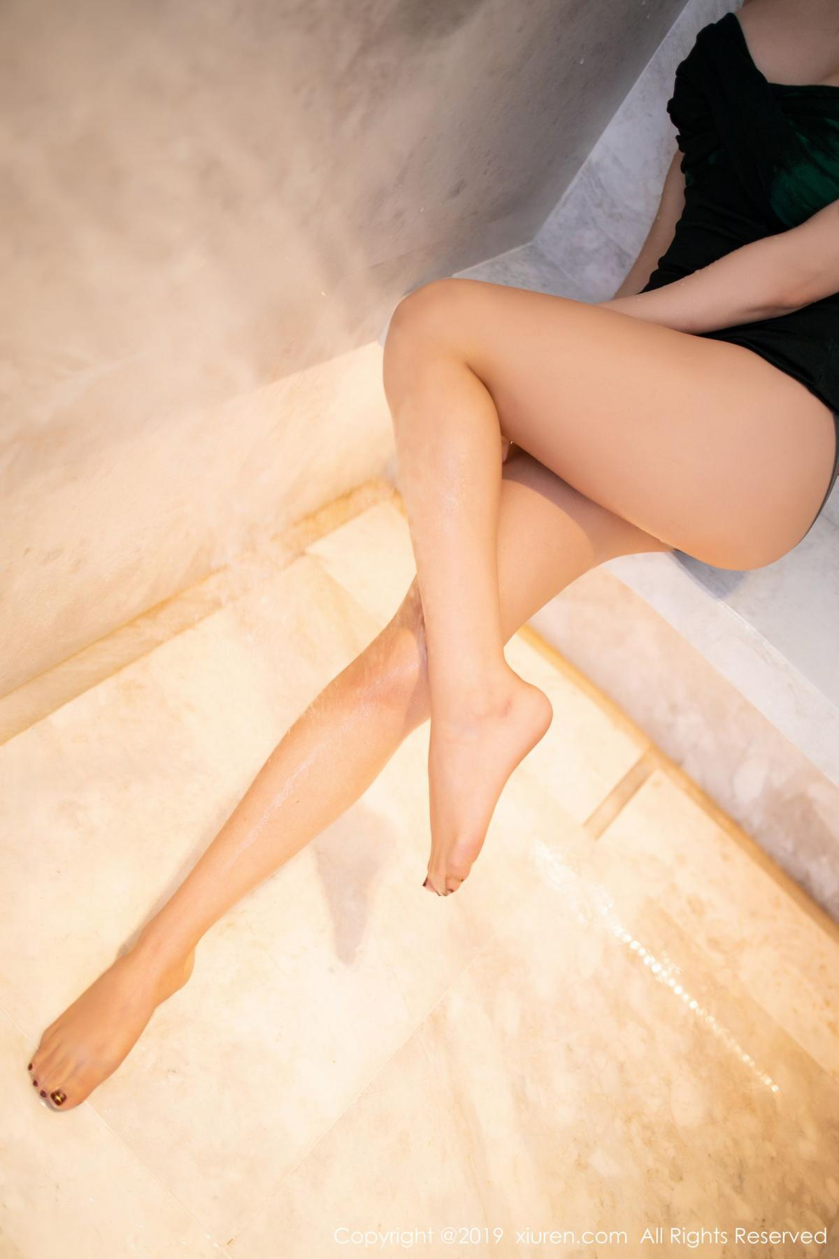 [XiuRen] Vol.1703 Zhou Yu Xi 43P, Bathroom, Wet, Xiuren, Zhou Yu Xi
