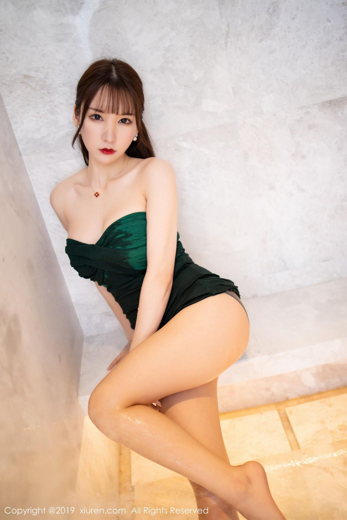 [XiuRen] Vol.1703 Zhou Yu Xi 44P, Bathroom, Wet, Xiuren, Zhou Yu Xi
