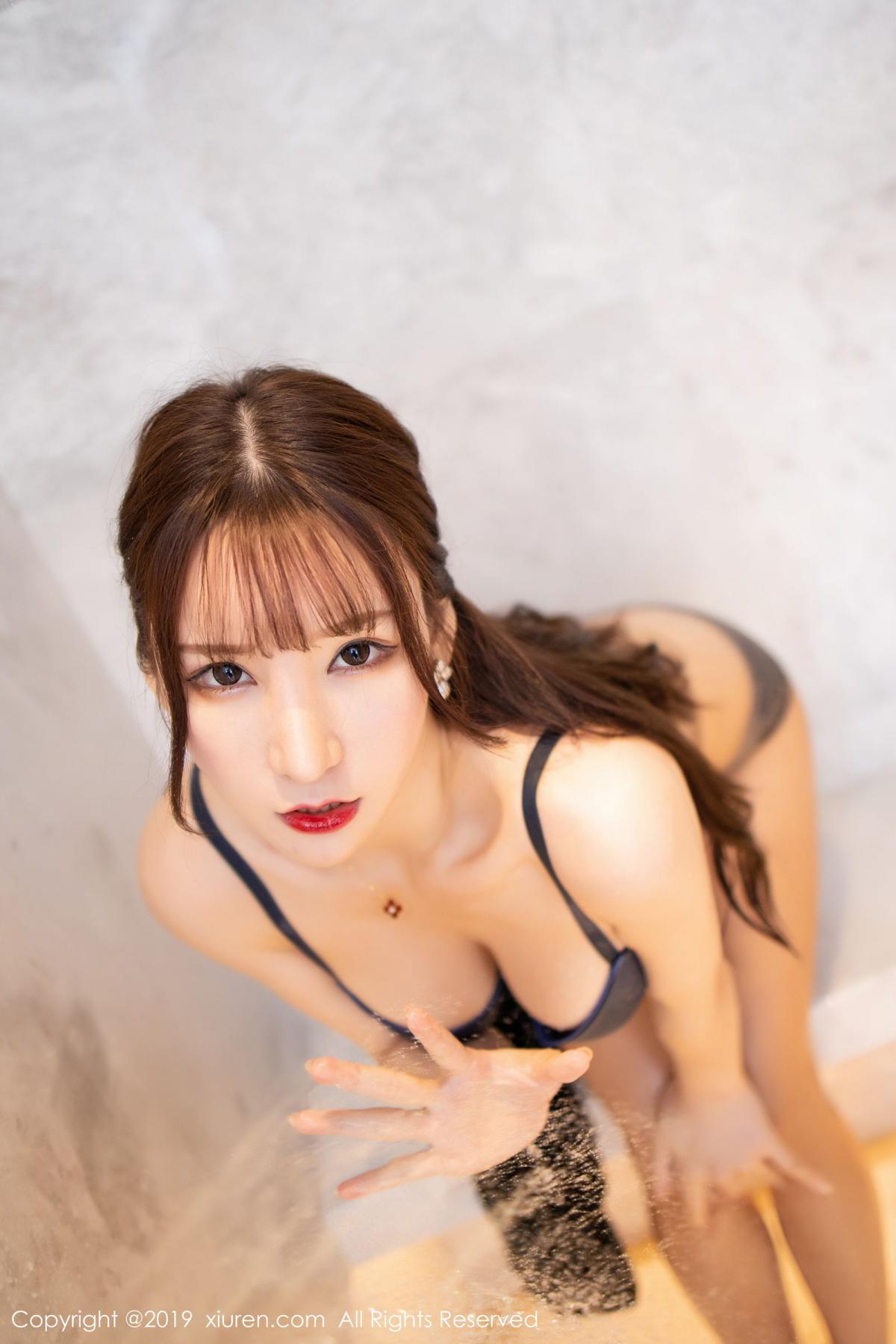 [XiuRen] Vol.1703 Zhou Yu Xi 52P, Bathroom, Wet, Xiuren, Zhou Yu Xi