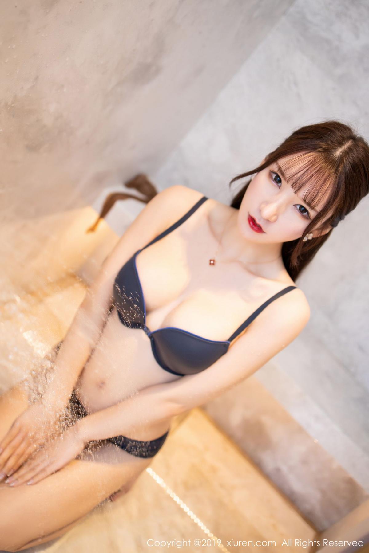 [XiuRen] Vol.1703 Zhou Yu Xi 57P, Bathroom, Wet, Xiuren, Zhou Yu Xi