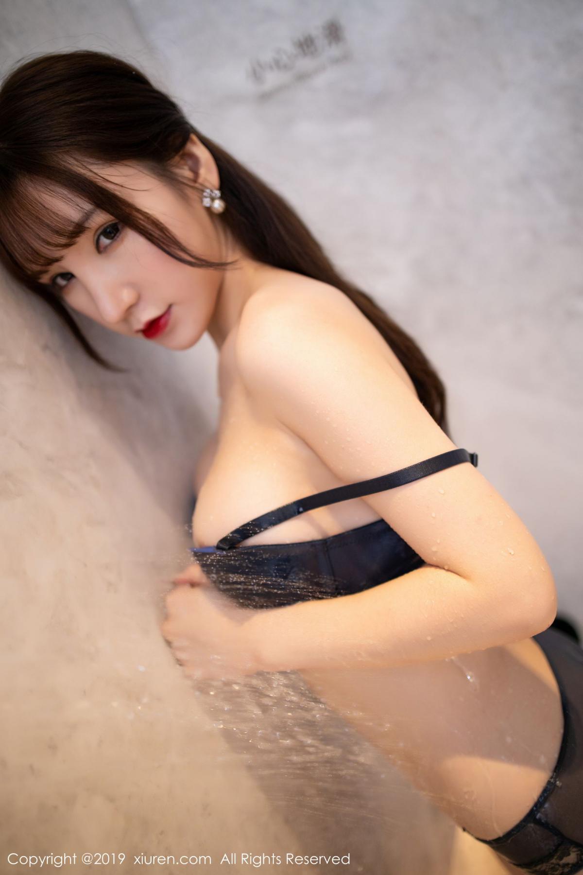 [XiuRen] Vol.1703 Zhou Yu Xi 65P, Bathroom, Wet, Xiuren, Zhou Yu Xi