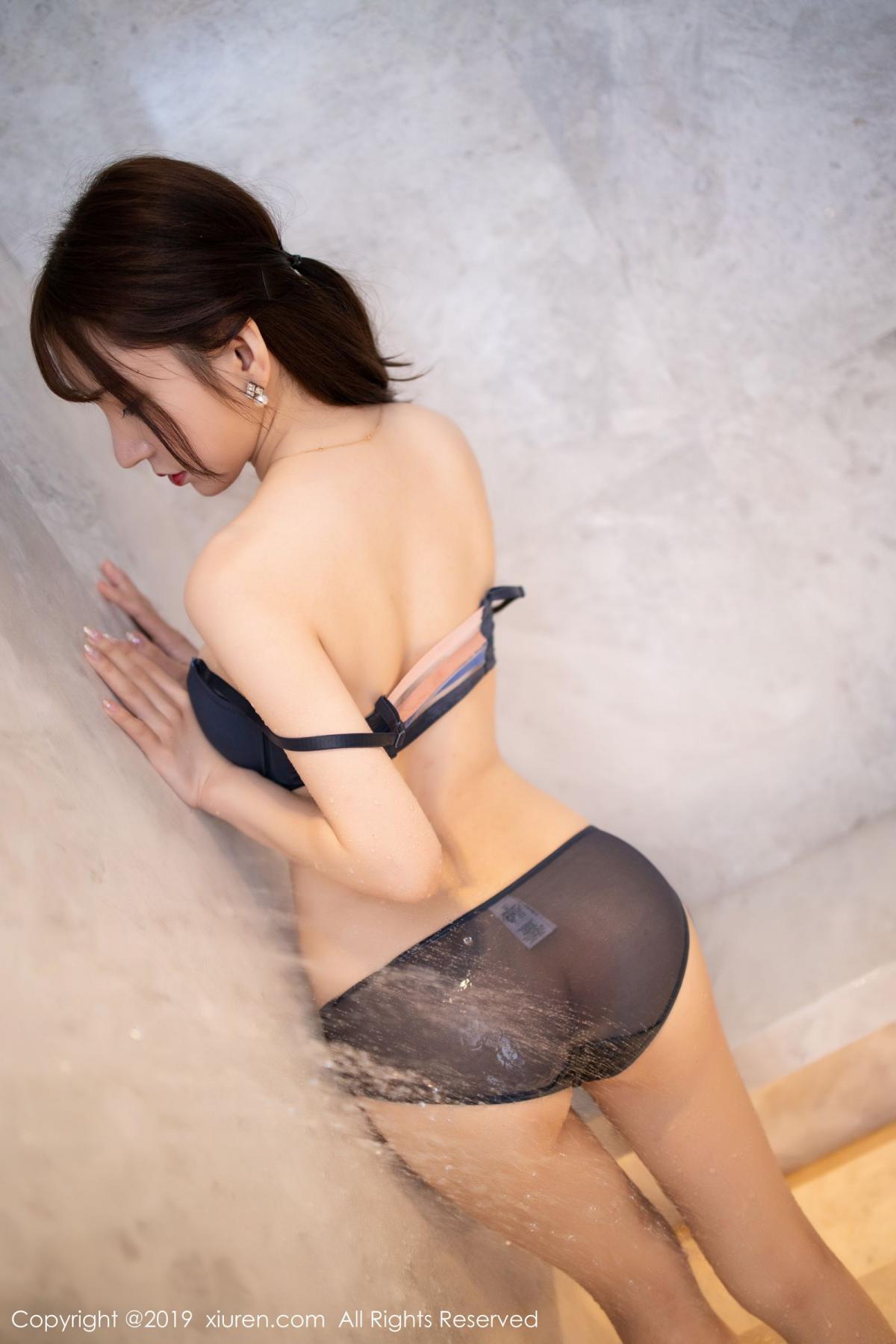 [XiuRen] Vol.1703 Zhou Yu Xi 66P, Bathroom, Wet, Xiuren, Zhou Yu Xi