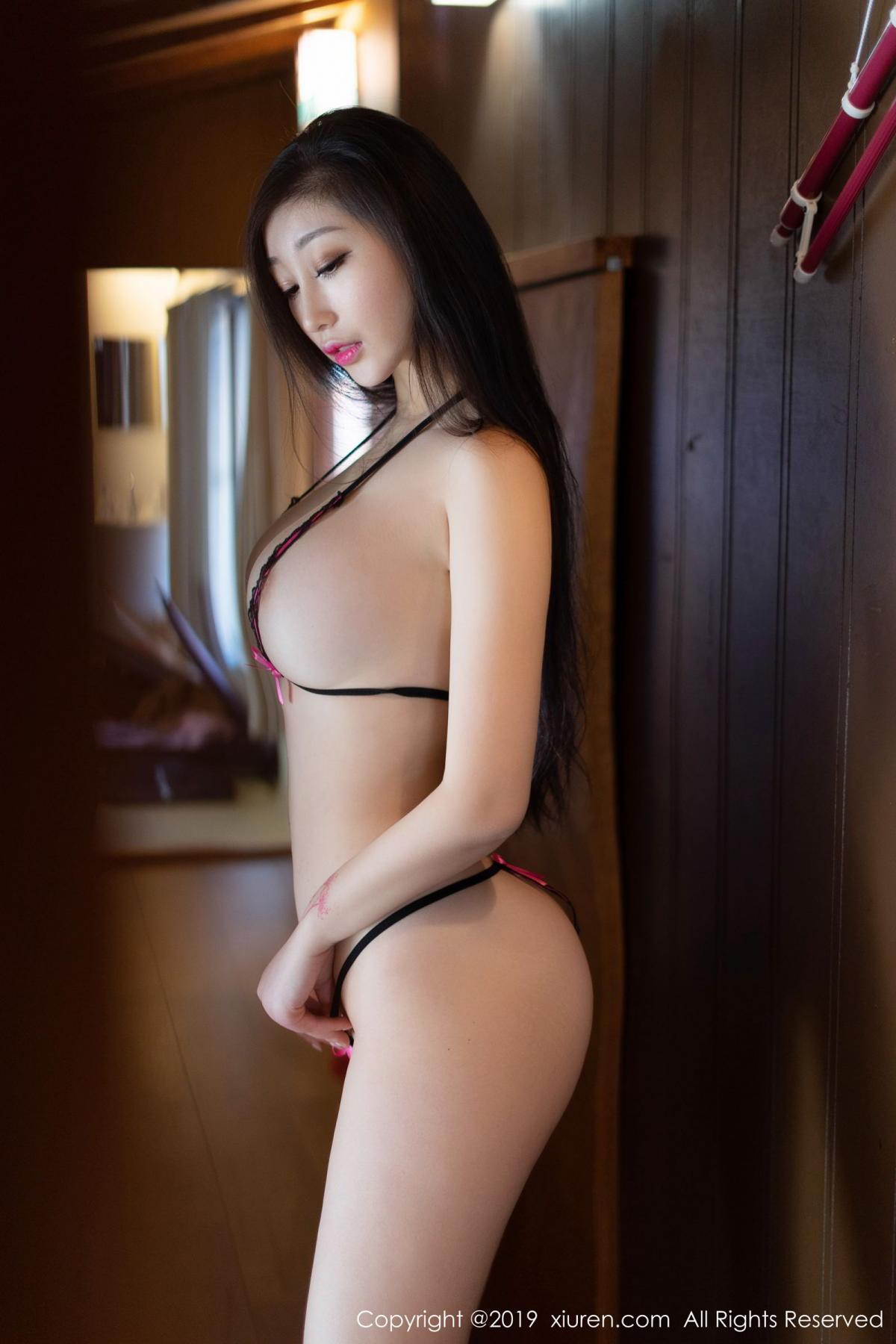 [XiuRen] Vol.1709 Da Ji Toxic 6P, Bikini, Da Ji Toxic, Xiuren