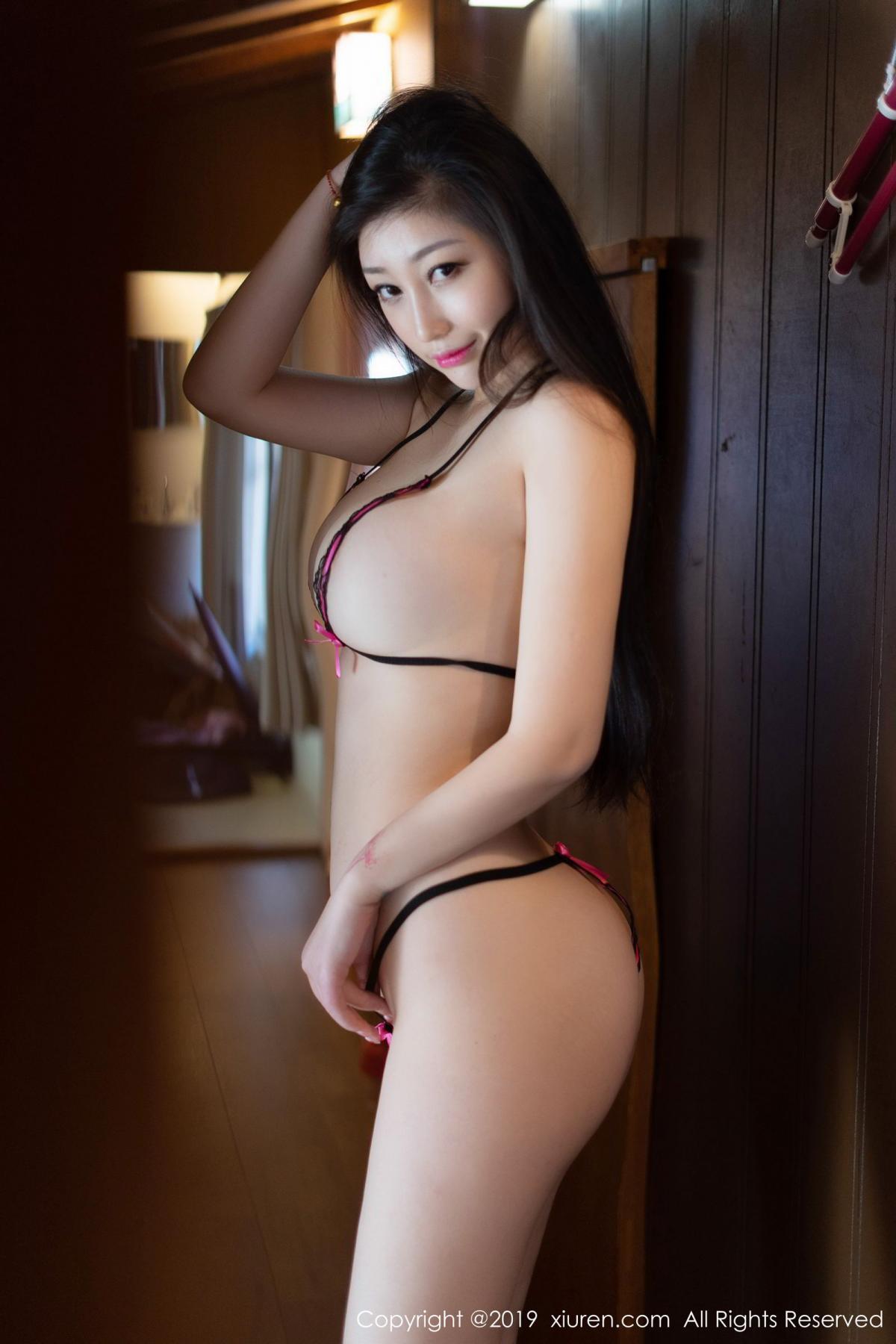 [XiuRen] Vol.1709 Da Ji Toxic 7P, Bikini, Da Ji Toxic, Xiuren