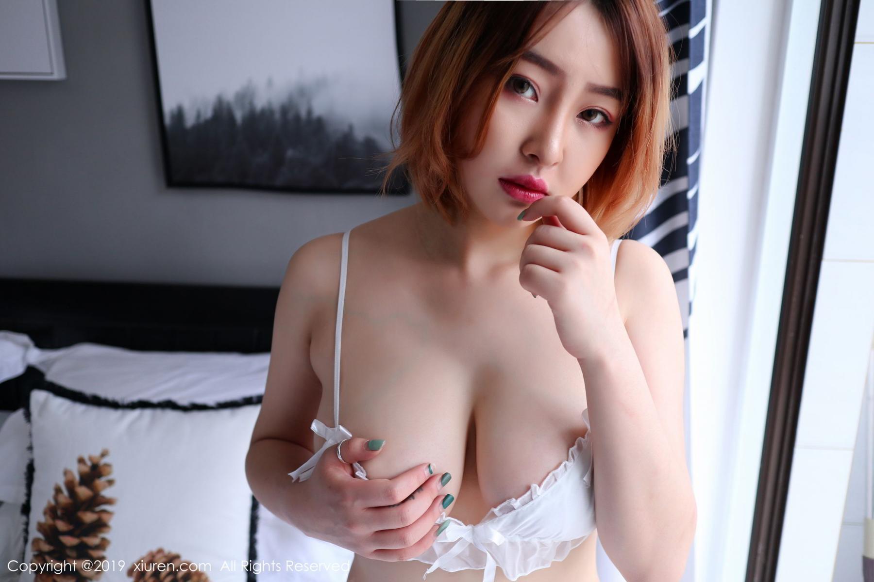 [XiuRen] Vol.1711 Yao A Yao De Yao 20P, Fair Skin, Underwear, Xiuren, Yao A Yao De Yao