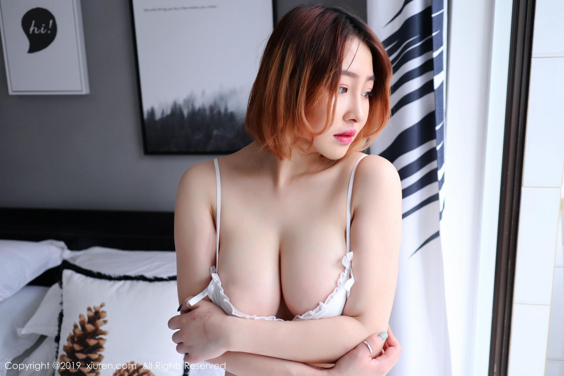 [XiuRen] Vol.1711 Yao A Yao De Yao 21P, Fair Skin, Underwear, Xiuren, Yao A Yao De Yao