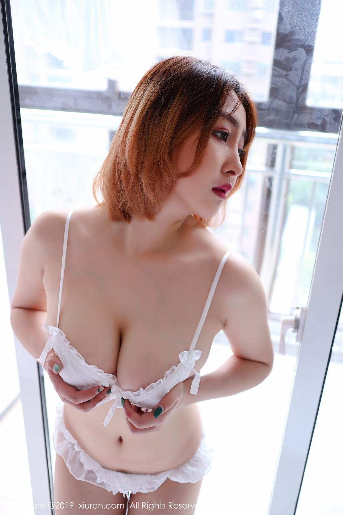 [XiuRen] Vol.1711 Yao A Yao De Yao 24P, Fair Skin, Underwear, Xiuren, Yao A Yao De Yao
