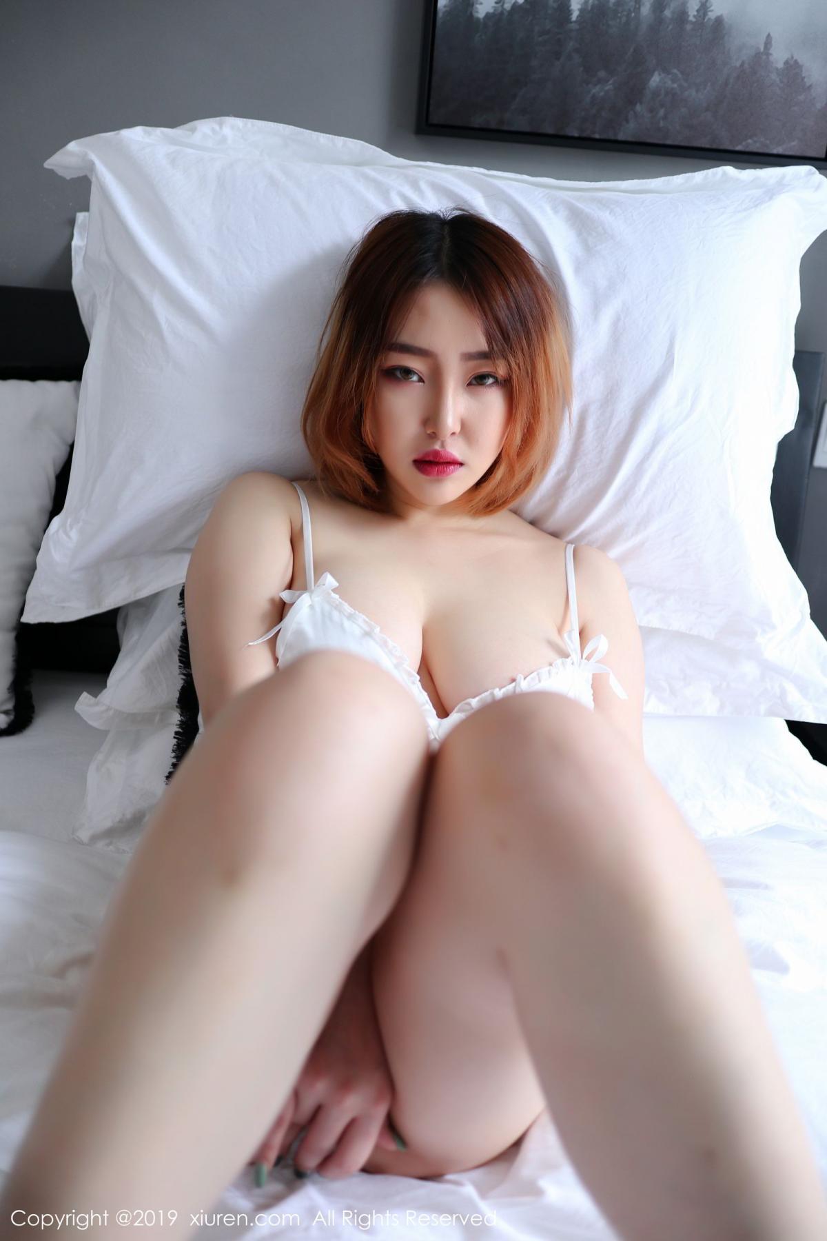 [XiuRen] Vol.1711 Yao A Yao De Yao 27P, Fair Skin, Underwear, Xiuren, Yao A Yao De Yao