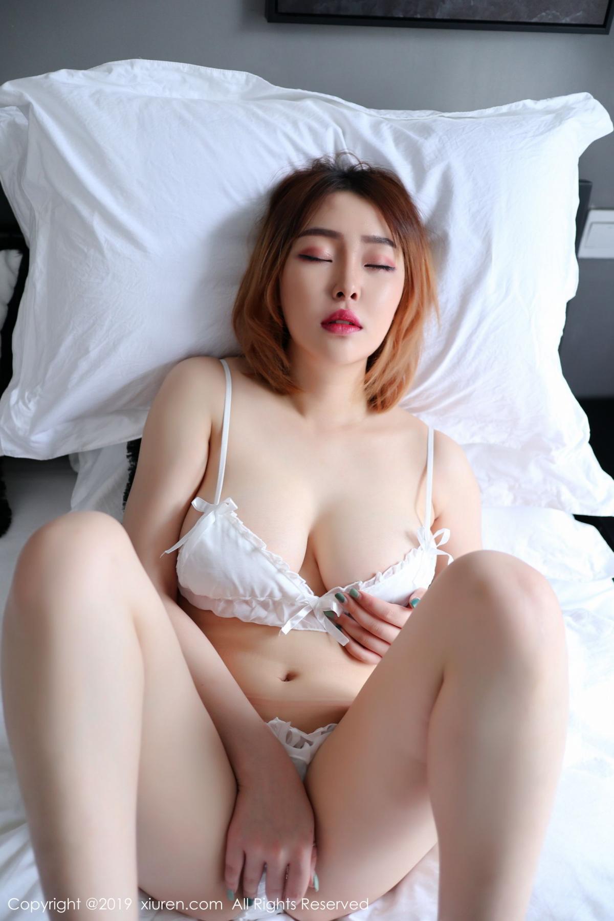 [XiuRen] Vol.1711 Yao A Yao De Yao 28P, Fair Skin, Underwear, Xiuren, Yao A Yao De Yao