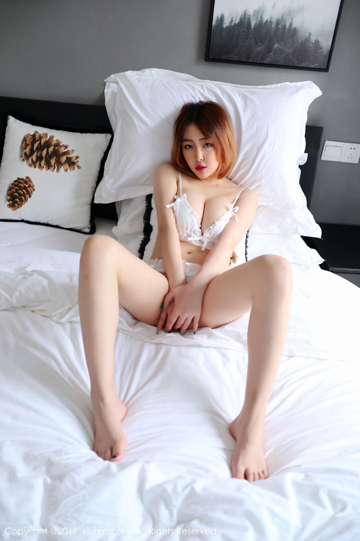 [XiuRen] Vol.1711 Yao A Yao De Yao 29P, Fair Skin, Underwear, Xiuren, Yao A Yao De Yao