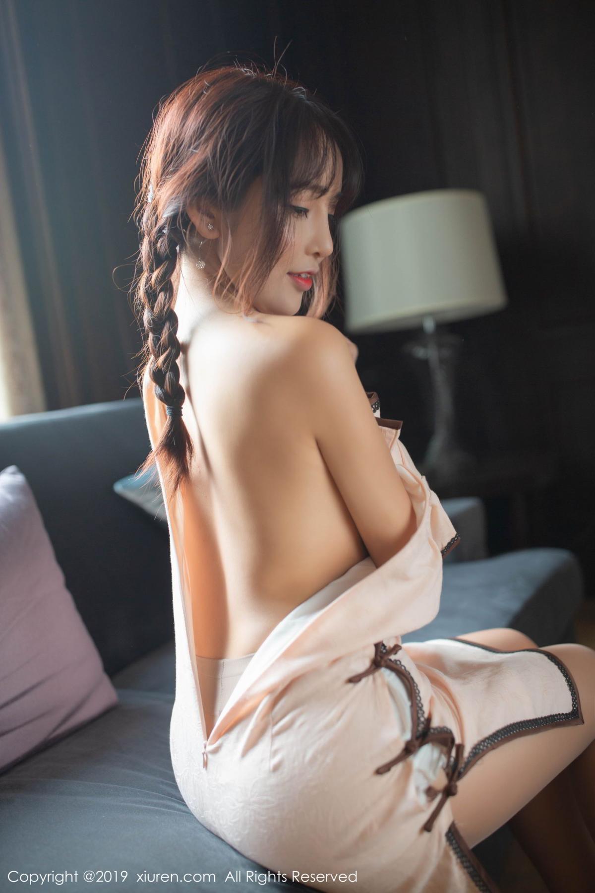 [XiuRen] Vol.1712 Tao Xi Le 60P, Cheongsam, Tao Xi Le, Xiuren
