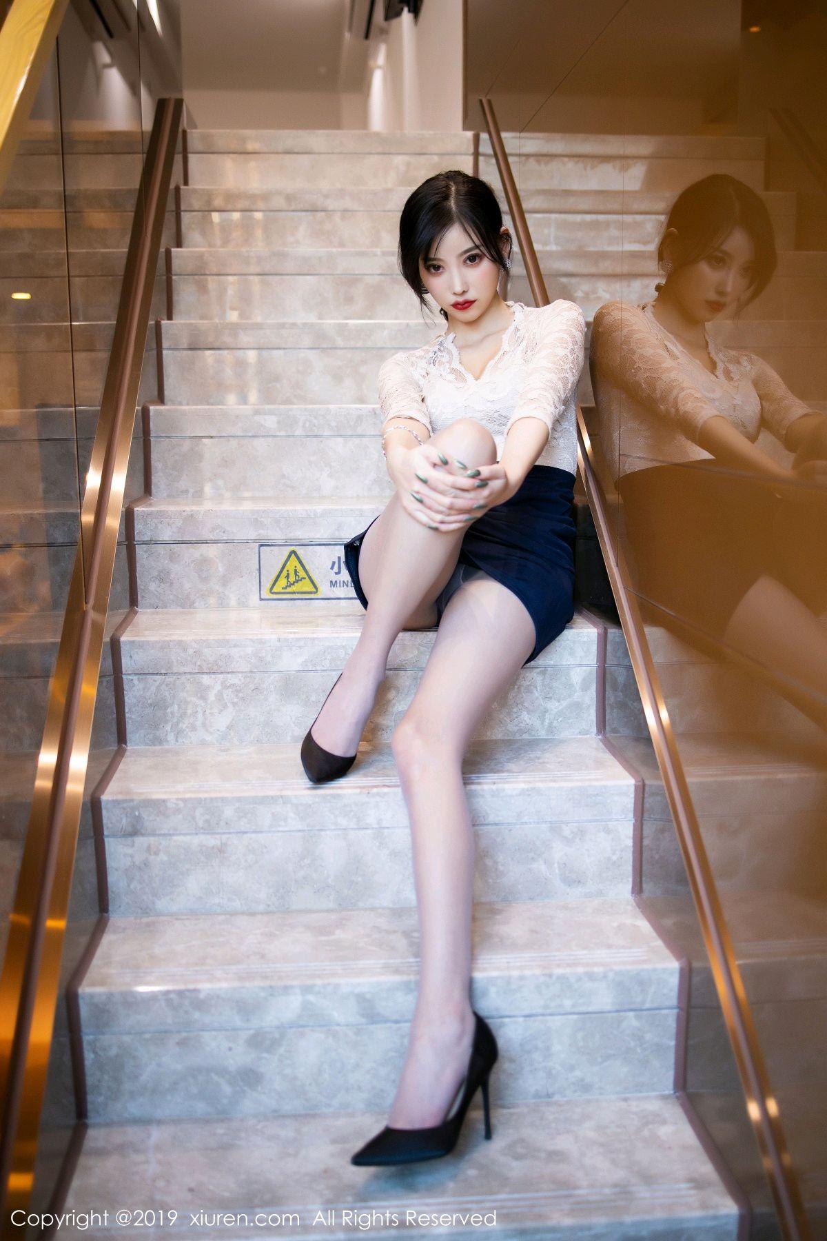 [XiuRen] Vol.1717 Yang Chen Chen 11P, Tall, Underwear, Xiuren, Yang Chen Chen