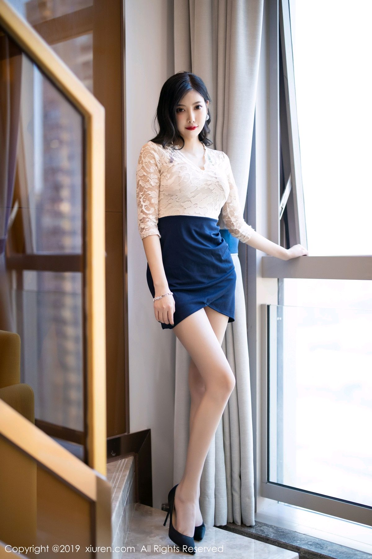 [XiuRen] Vol.1717 Yang Chen Chen 1P, Tall, Underwear, Xiuren, Yang Chen Chen