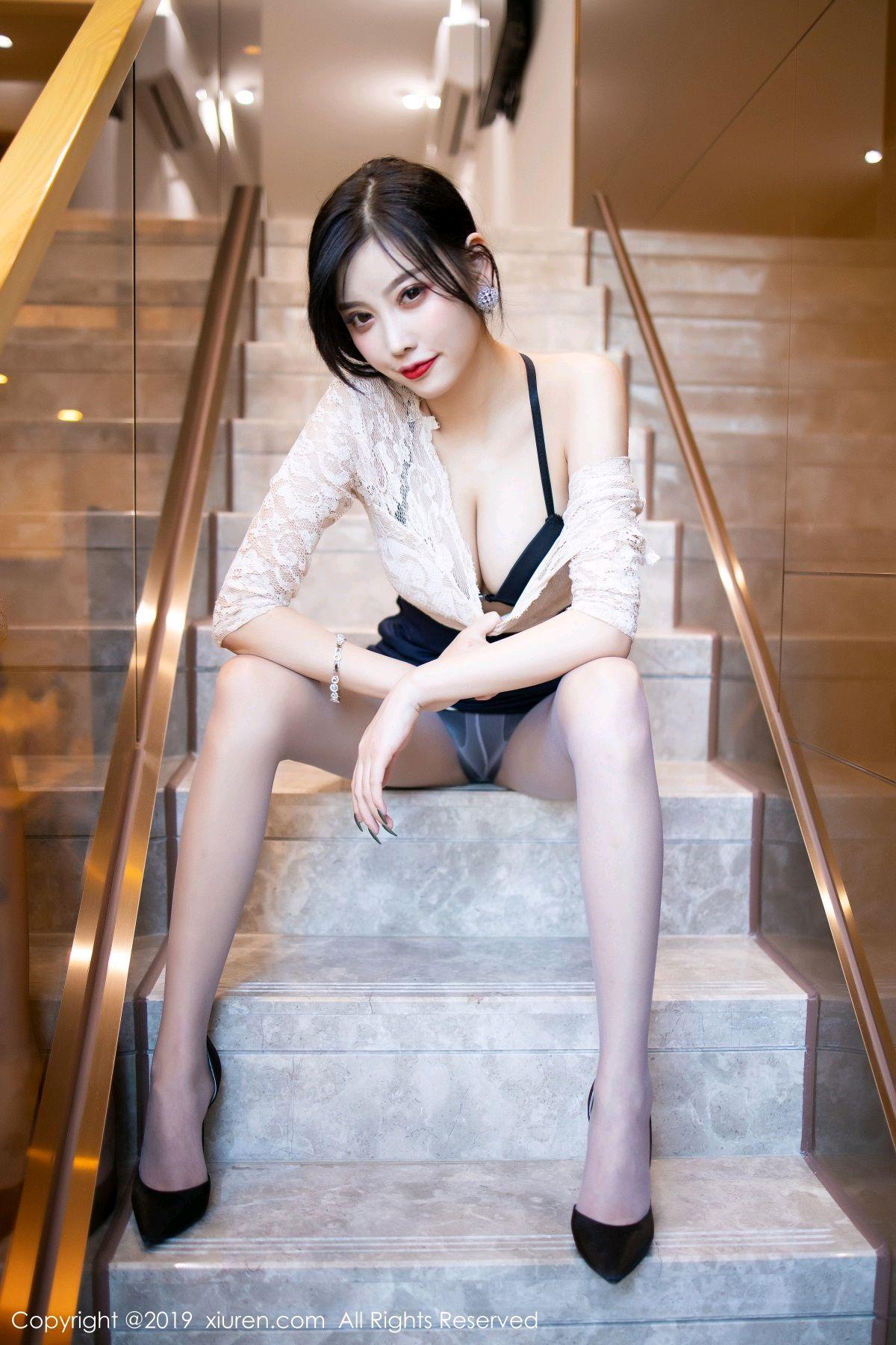 [XiuRen] Vol.1717 Yang Chen Chen 23P, Tall, Underwear, Xiuren, Yang Chen Chen