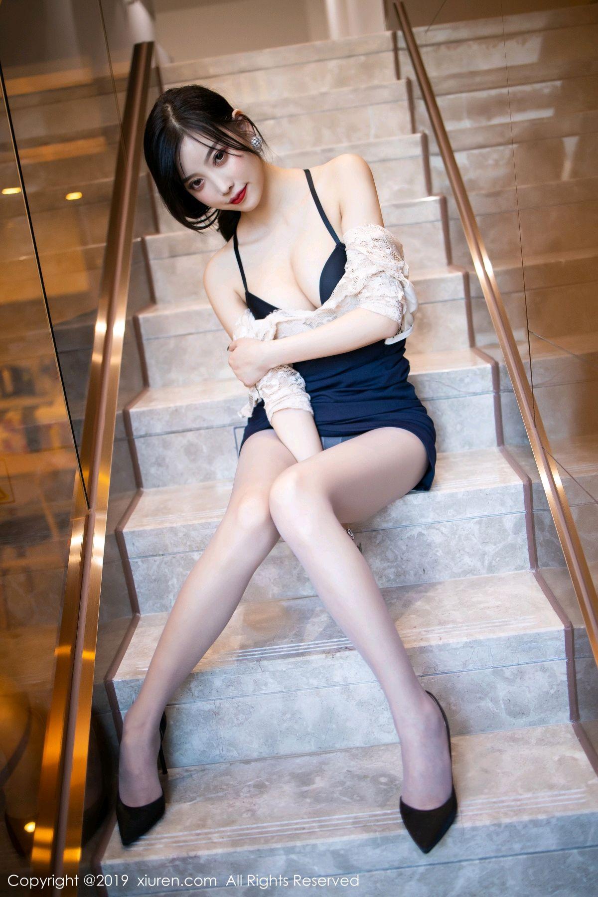 [XiuRen] Vol.1717 Yang Chen Chen 24P, Tall, Underwear, Xiuren, Yang Chen Chen