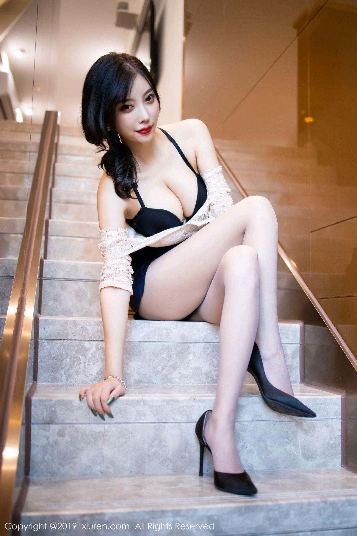 [XiuRen] Vol.1717 Yang Chen Chen 33P, Tall, Underwear, Xiuren, Yang Chen Chen